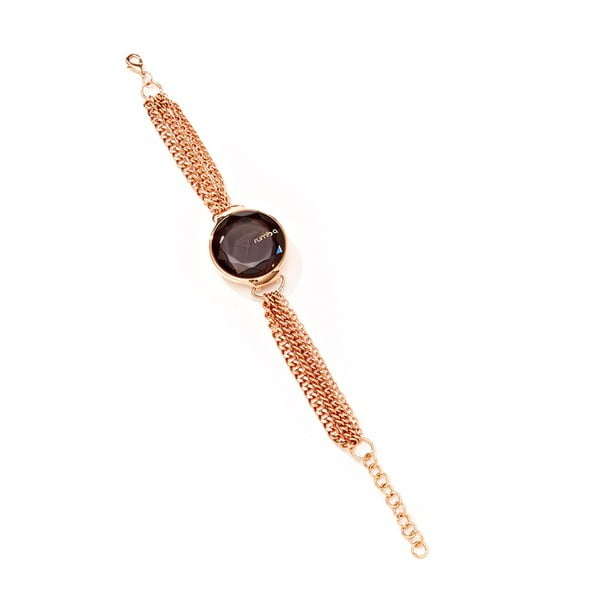 Dámske hodinky Rumbatime Orchard Chain Black Diamond