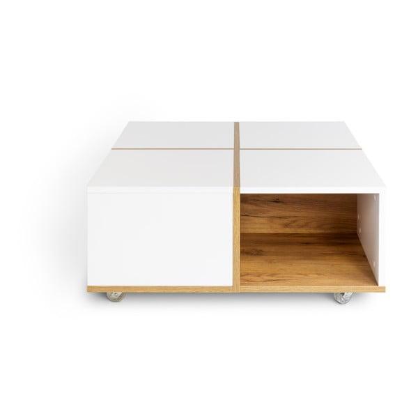 Konferenčný stolík z dubového dreva SKANDICA Korsa