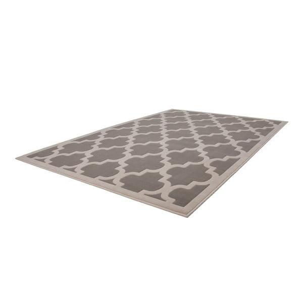 Strieborný koberec Maroc 80x150cm