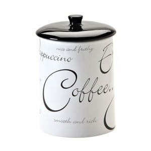 Dóza na kávu Sript White