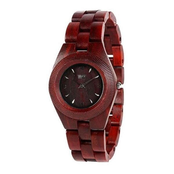 Dámske drevené hodinky Odyssey Brown