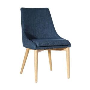 Stolička Retro Up, modrá