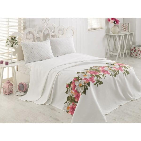 Ľahká prikrývka na posteľ Palma,200x230cm
