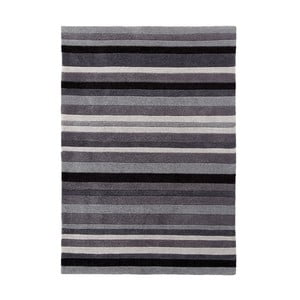 Sivý koberec Think Rugs Hong Kong Grey, 90 x 150 cm