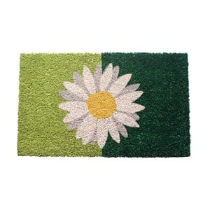 Rohožka Entryways One Daisy on Green, 40×60 cm