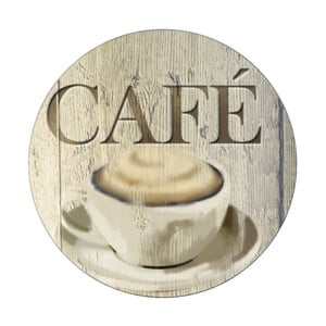 Sklenená podložka pod hrniec Wenko Café