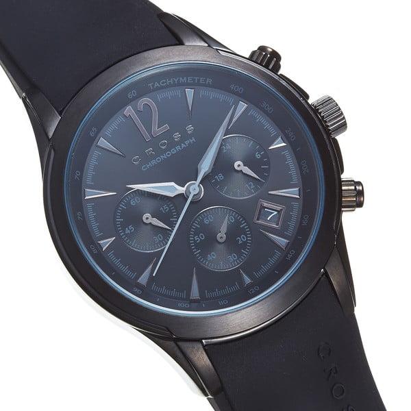Pánske hodinky Cross Agency Black, 42.5 mm