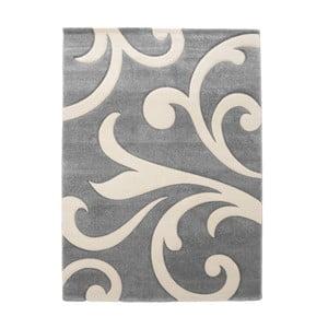 Sivý koberec Tomasucci Damasko, 160 x 230 cm