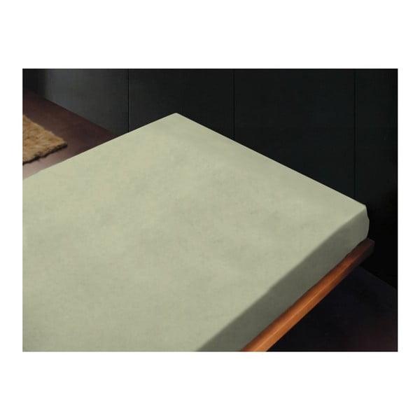 Neelastická posteľná plachta Liso Etnia, 240x260 cm