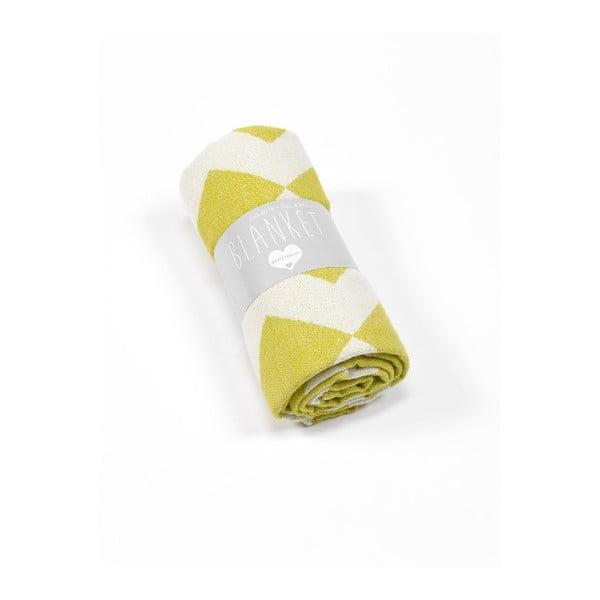 Deka Zigzag Mustard