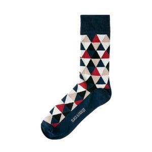 Farebné ponožky Black&Parker London Mottisfont Abbey, veľkosť 37 – 43