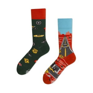 Ponožky Many Mornings Route 66,veľ.39-42