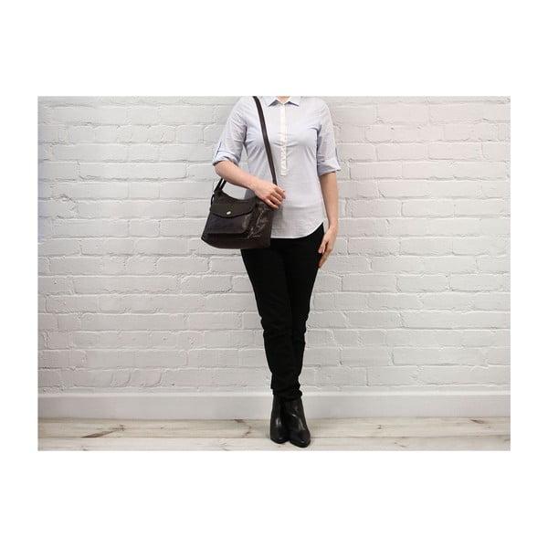 Dámska kožená taška Angel Brown