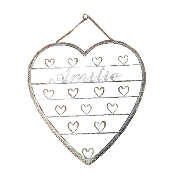 Držiak na fotografie Antic Line Vintage Heart