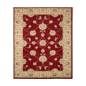 Červeno-béžový koberec Schöngeist & Petersen Gemstone, 200 x 290 cm