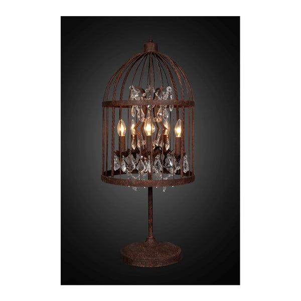 Stolová lampa Antique Birdcage