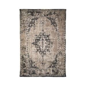 Sivo-béžový bavlnený koberec HSM collection Colorful Living Marro, 120×180 cm