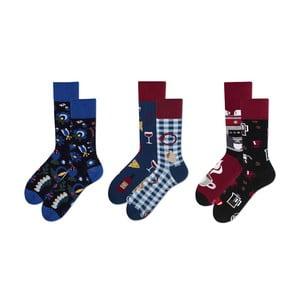 Set ponožiek v darčekovom balení Many Mornings French Bistro, veľ. 39–42
