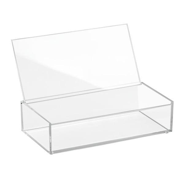 Organizér InterDesign Clarity Box, 20,5cm