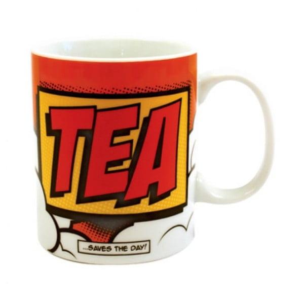 Komiksový hrnček Tea