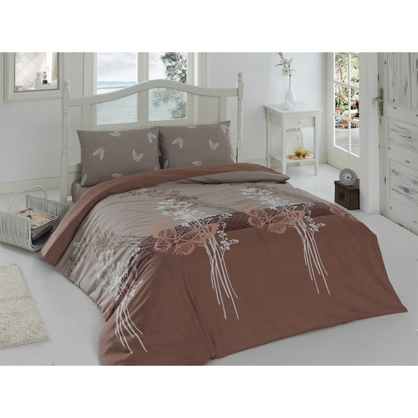 Obliečky s plachtou Butterfly Quilt, 200x220 cm