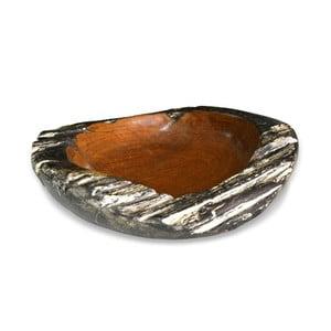 Drevená miska Bowl Erosi