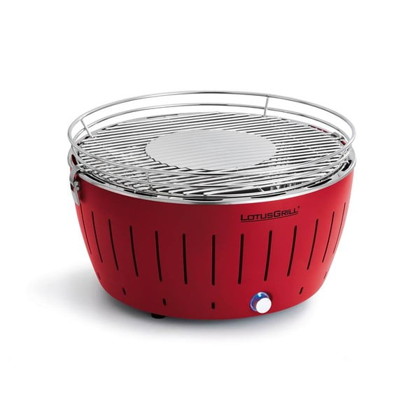 Nedymiaci gril LotusGrill XL Blazing Red