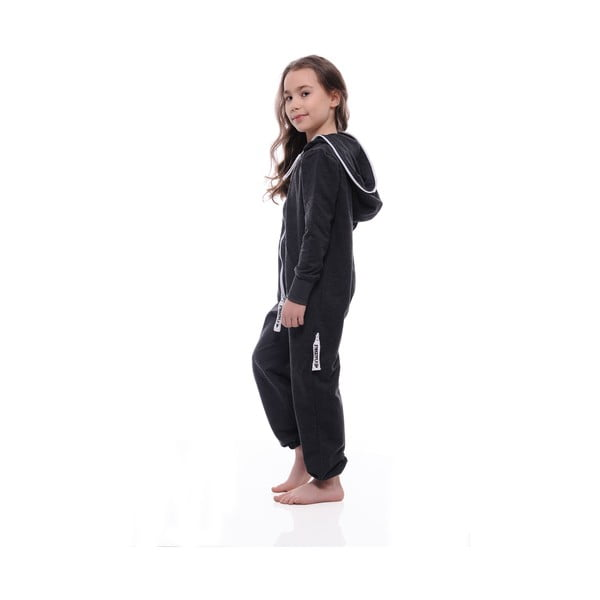 Detský overal Summer Black, 8-9 rokov