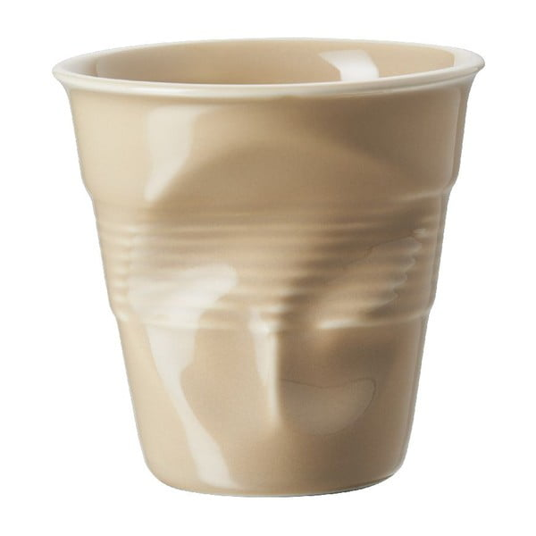 Pohárik  na cappuccino Froisses 18 cl, pieskový