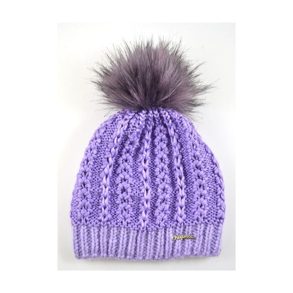 Dámska čiapka Perlik Light Purple