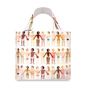 Skladacia nákupná taška Sexy