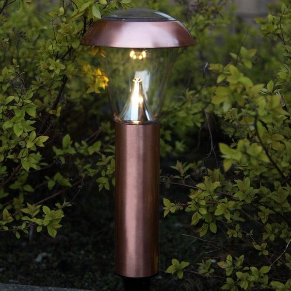 Medené záhradné LED svetlo Best Season Minimal