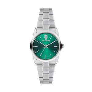 Zeleno-strieborné hodinky Zadig & Voltaire Simplicity