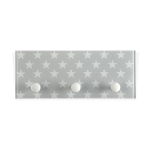 Kúpeľnové háčiky Stars Grey