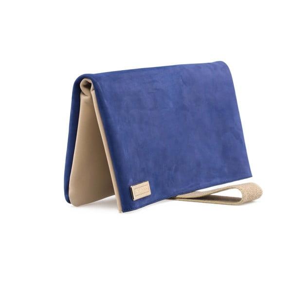 Kožená obojstranná listová kabelka Maria/Maleta Ocaso