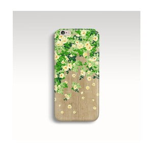 Obal na telefón Wood Roses pre iPhone 6/6S