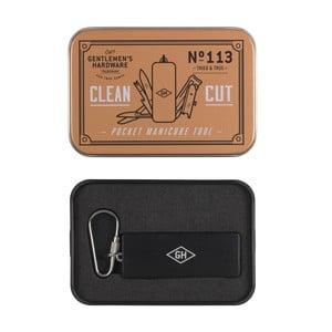 Vrecková manikúra s karabínou Gentlemen's Hardware