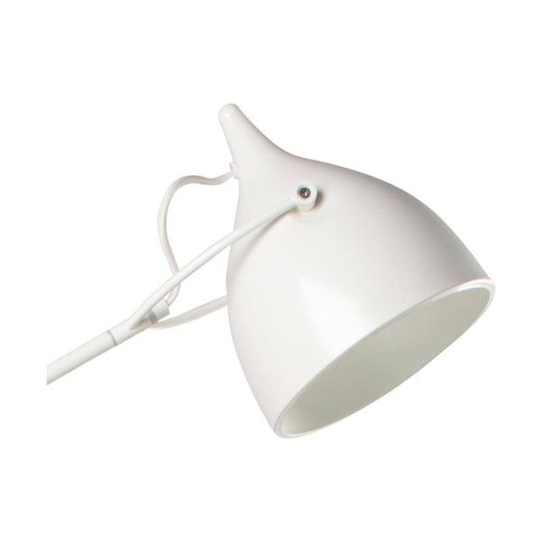 Biela stojacia lampa Zuiver Reader