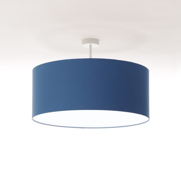 Stropné svetlo Artist Cylinder Dark Blue/White