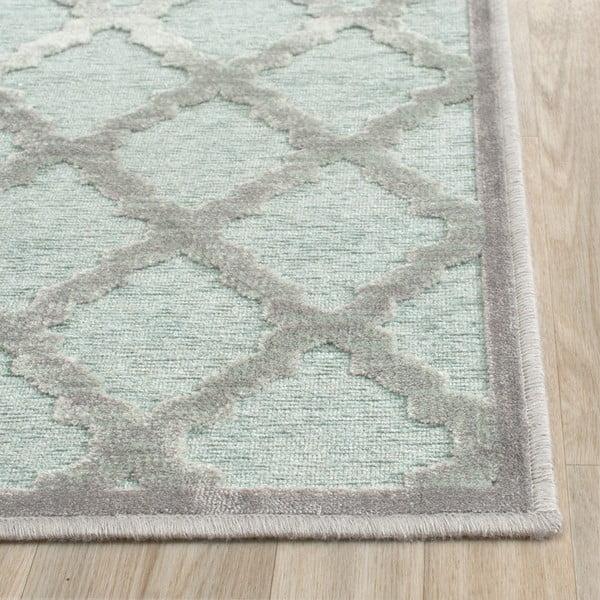 Sivý koberec Safavieh Anguilla, 160×228cm