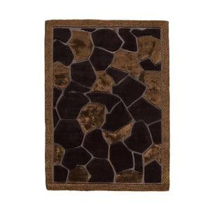 Koberec Africa Brown, 140x200 cm