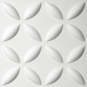 Bambusové panely na stenu Bloom, 10 ks