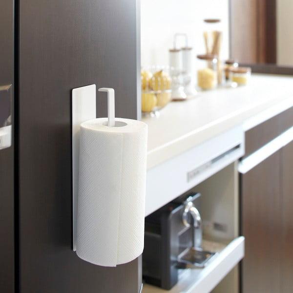 Magnetický držiak na kuchynské papierové utierky Tower