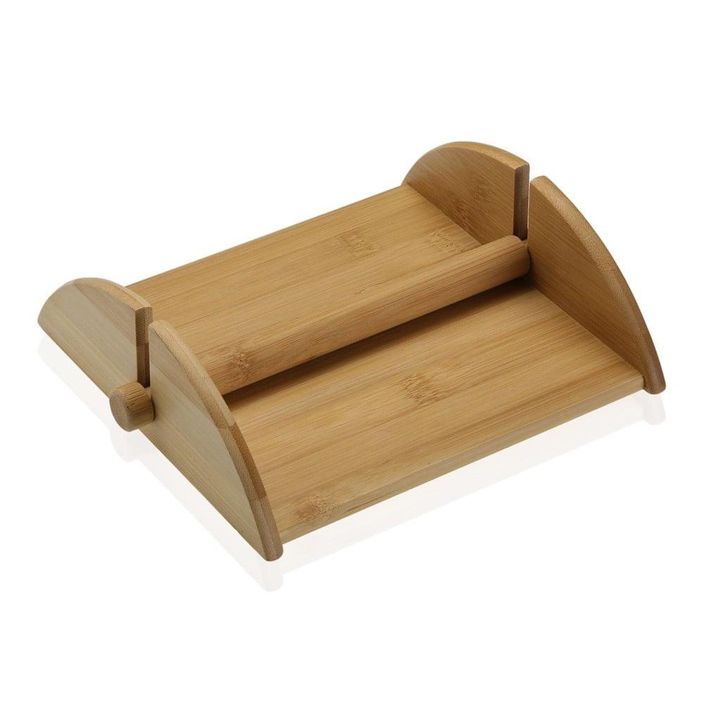 Bambusový stojan na papierové obrúsky Versa Bambú