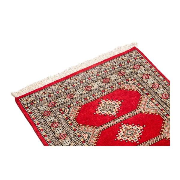 Ručne viazaný koberec Kashmir 135, 155x94 cm
