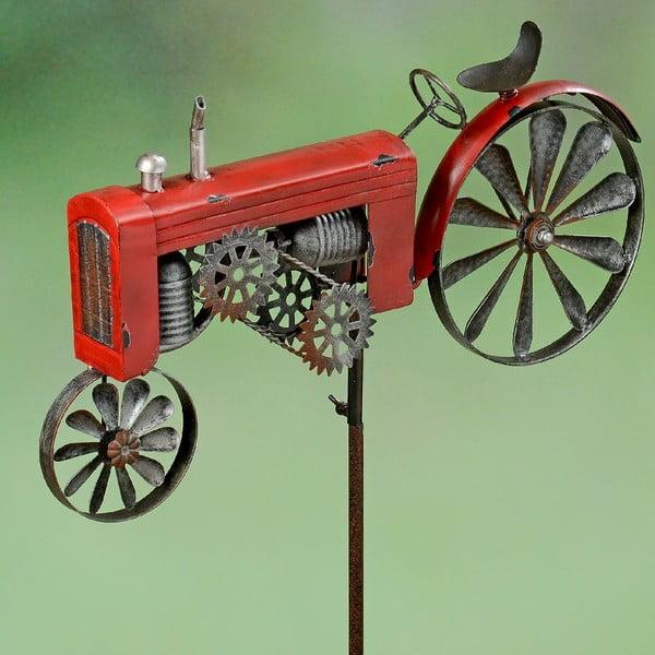 Záhradná dekorácia Tractor