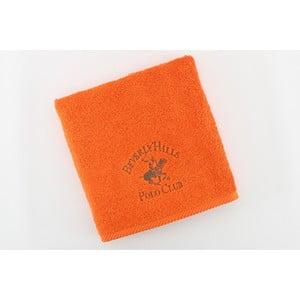 Bavlnený uterák BHPC 50x100 cm, oranžový
