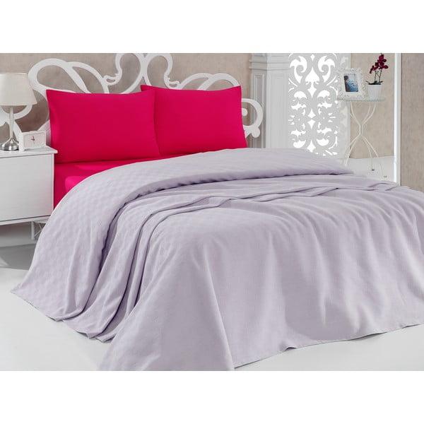 Prikrývka na posteľ Pique 209, 200x235 cm