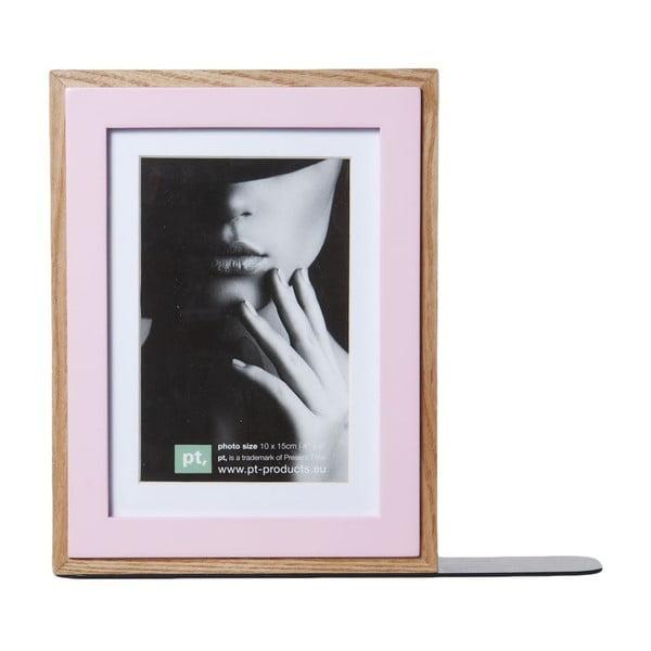 Zarážka na knihy Photo Pink
