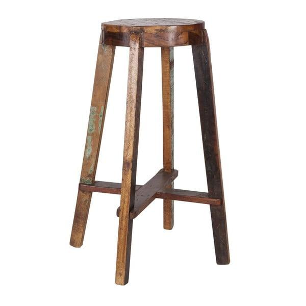 Barová stolička Inca Wood